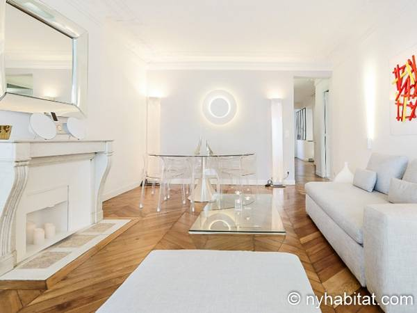 Paris - 2 Bedroom accommodation - Apartment reference PA-4726