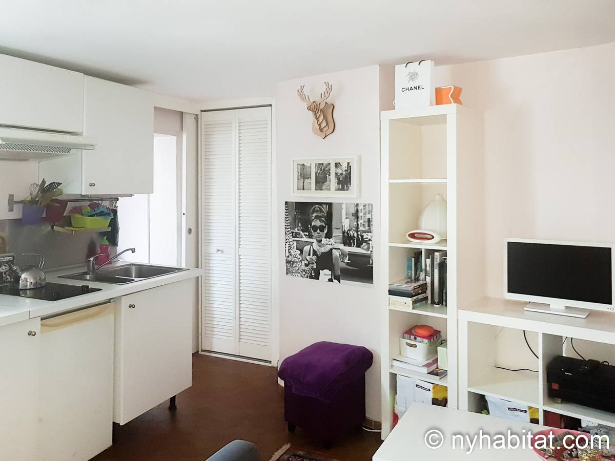Paris - 1 Bedroom apartment - Apartment reference PA-4732