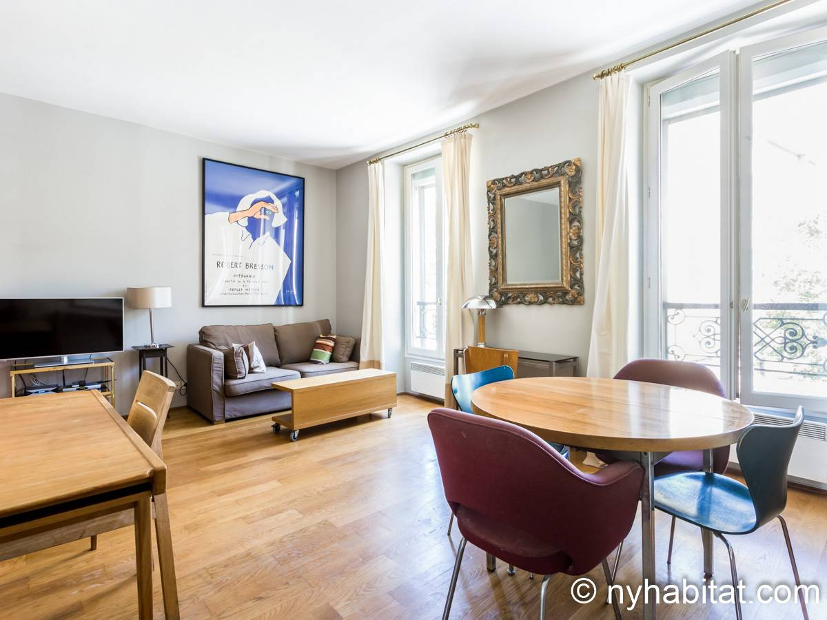 Paris - Alcove Studio apartment - Apartment reference PA-4733