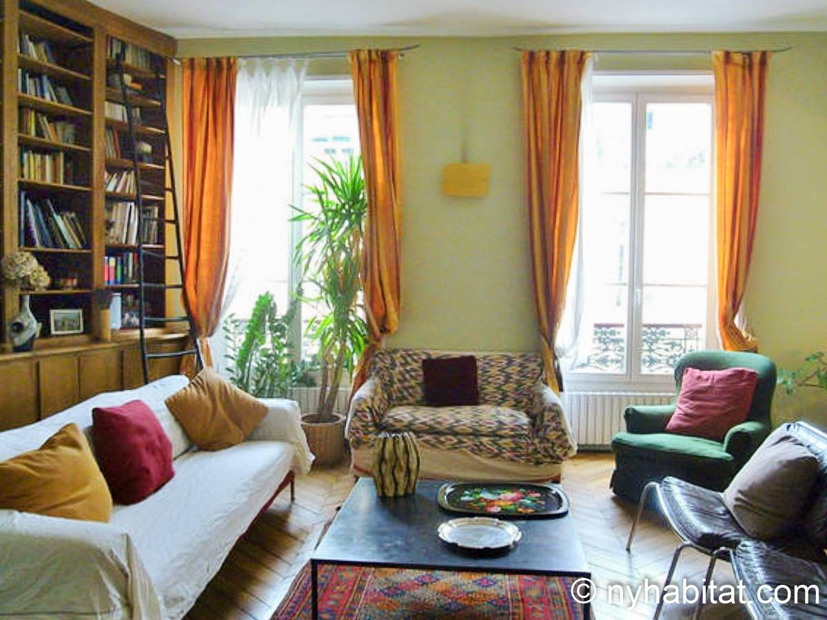 Paris - 3 Bedroom apartment - Apartment reference PA-4736