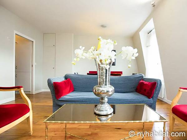 Paris - 3 Bedroom apartment - Apartment reference PA-4737
