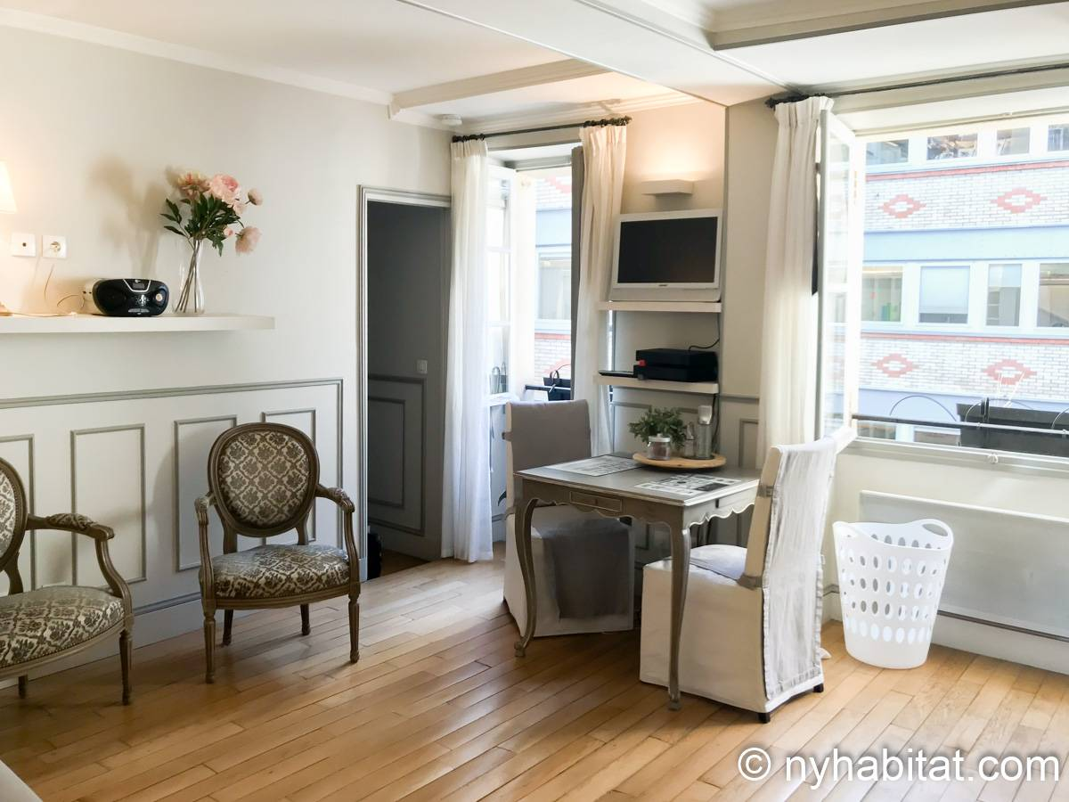 Paris - 1 Bedroom apartment - Apartment reference PA-4738