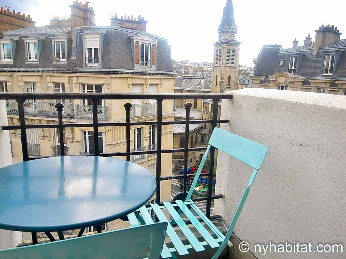 Paris - 1 Bedroom apartment - Apartment reference PA-4740