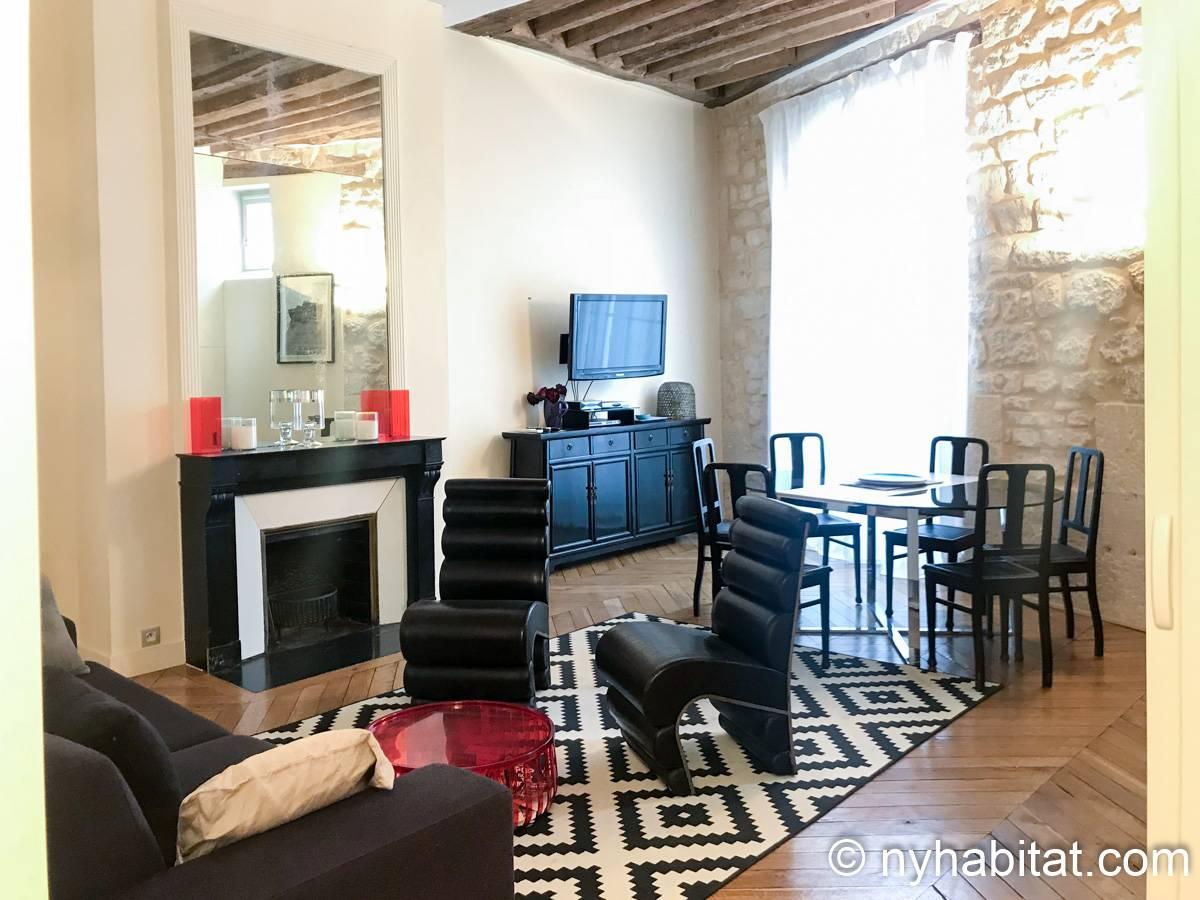 Paris - 2 Bedroom apartment - Apartment reference PA-4741