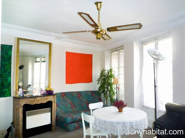 Paris - 2 Bedroom apartment - Apartment reference PA-4744