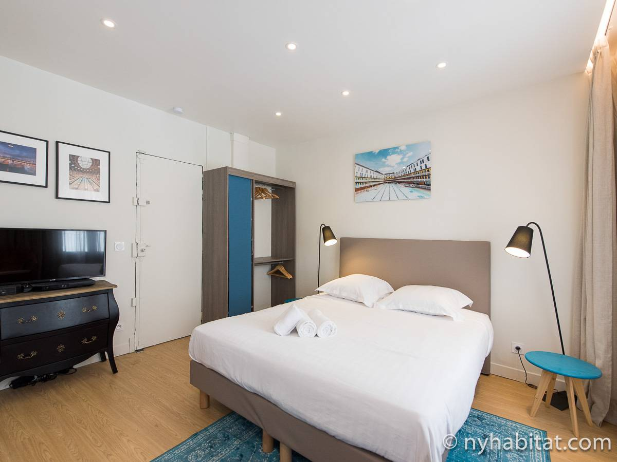 Paris - Studio accommodation - Apartment reference PA-4746