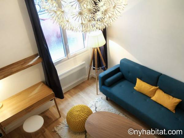 Paris - Studio apartment - Apartment reference PA-4755