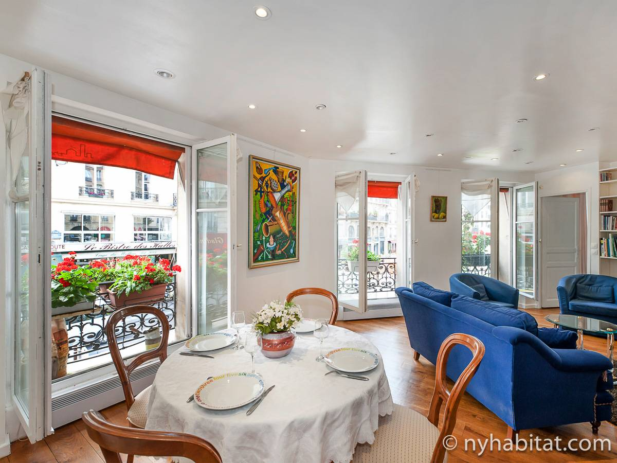Paris - 3 Bedroom apartment - Apartment reference PA-4759