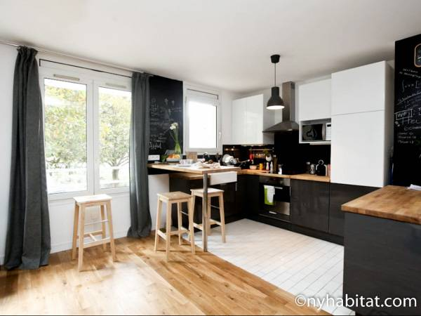 Paris - 1 Bedroom apartment - Apartment reference PA-4761