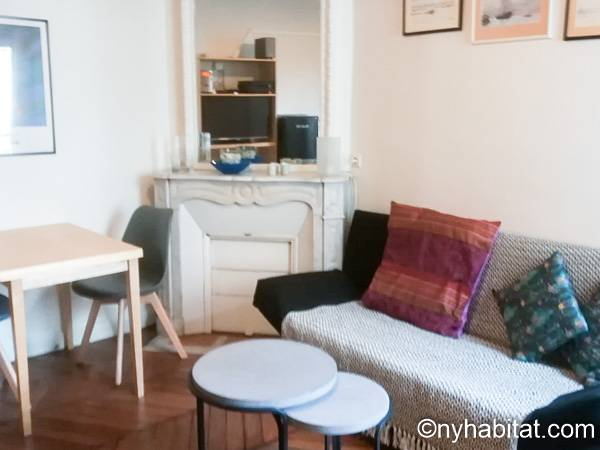Paris - 1 Bedroom apartment - Apartment reference PA-4764