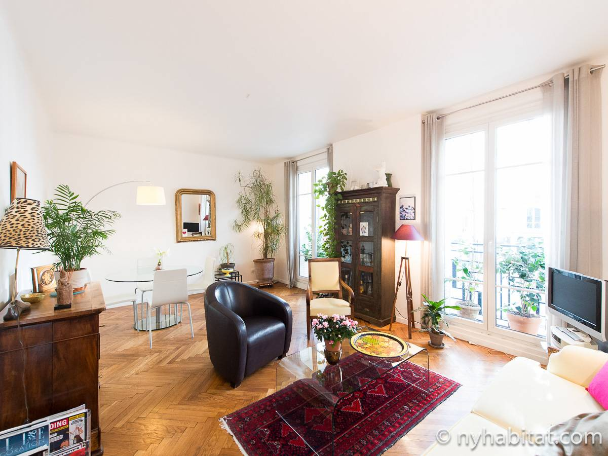 Paris - 2 Bedroom accommodation - Apartment reference PA-4766