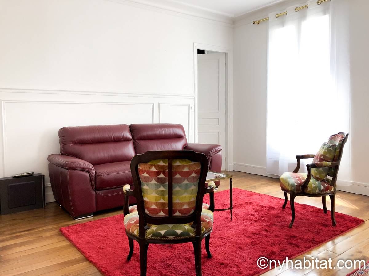 Paris - 1 Bedroom apartment - Apartment reference PA-4773