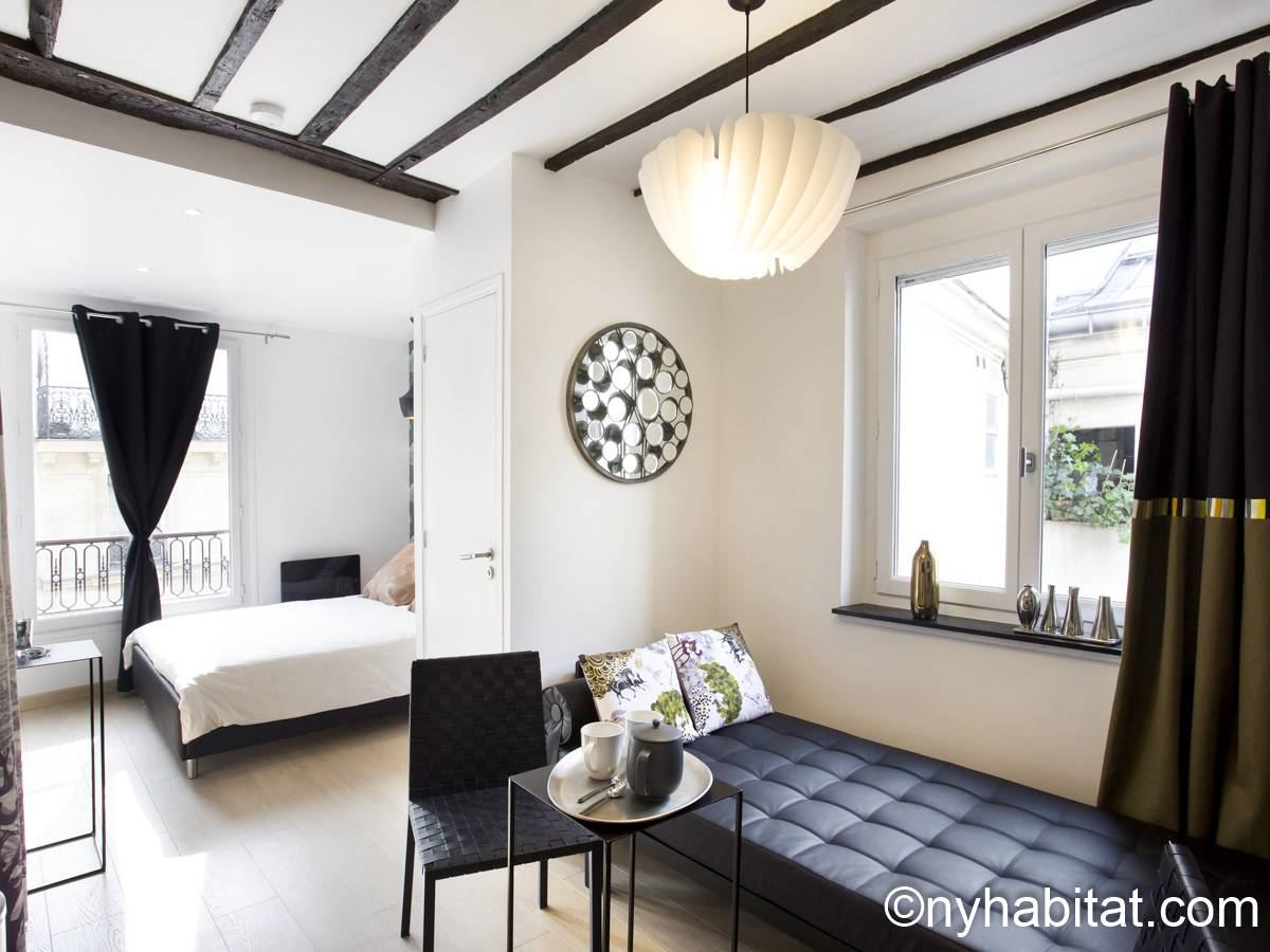 Paris - Studio apartment - Apartment reference PA-4774