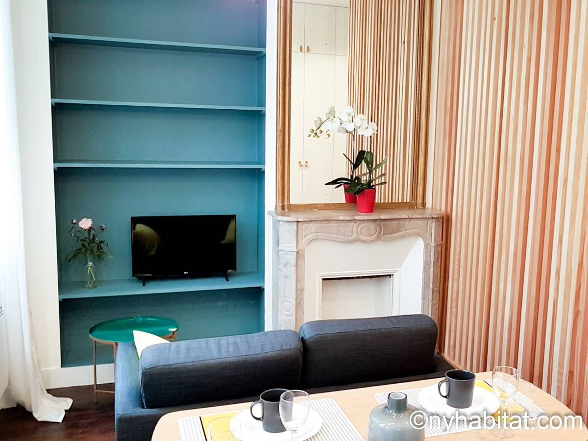 Paris - Studio apartment - Apartment reference PA-4776