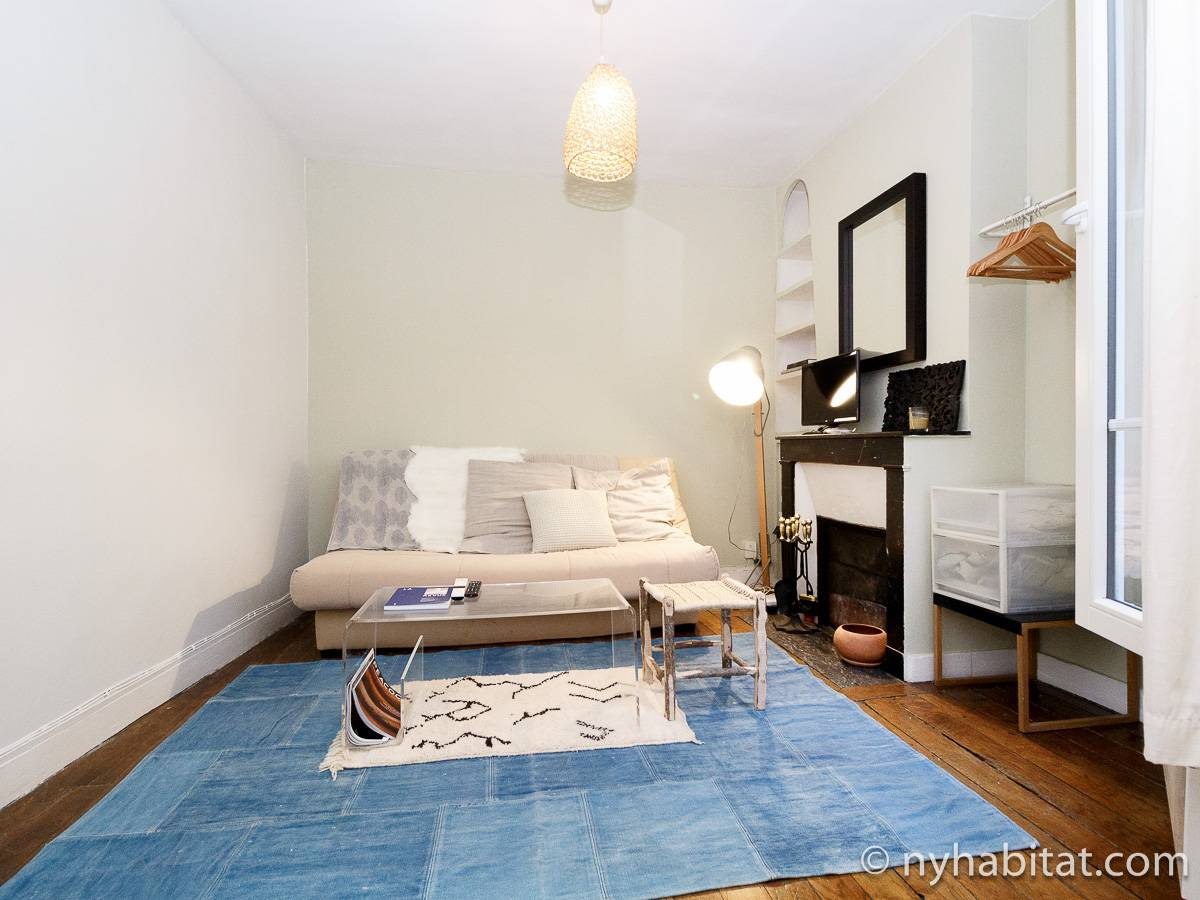 Paris - Studio apartment - Apartment reference PA-4779