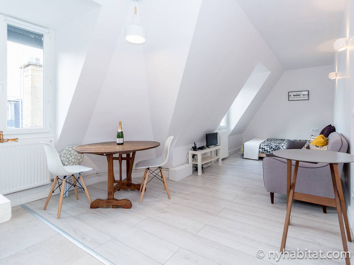Paris - Studio apartment - Apartment reference PA-4782