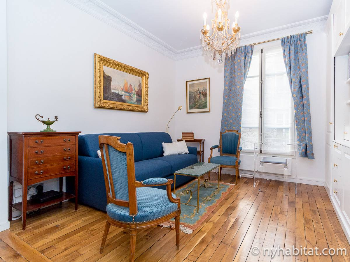 Paris - 1 Bedroom apartment - Apartment reference PA-4783
