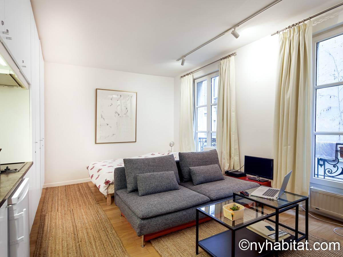 Paris - Studio apartment - Apartment reference PA-4784