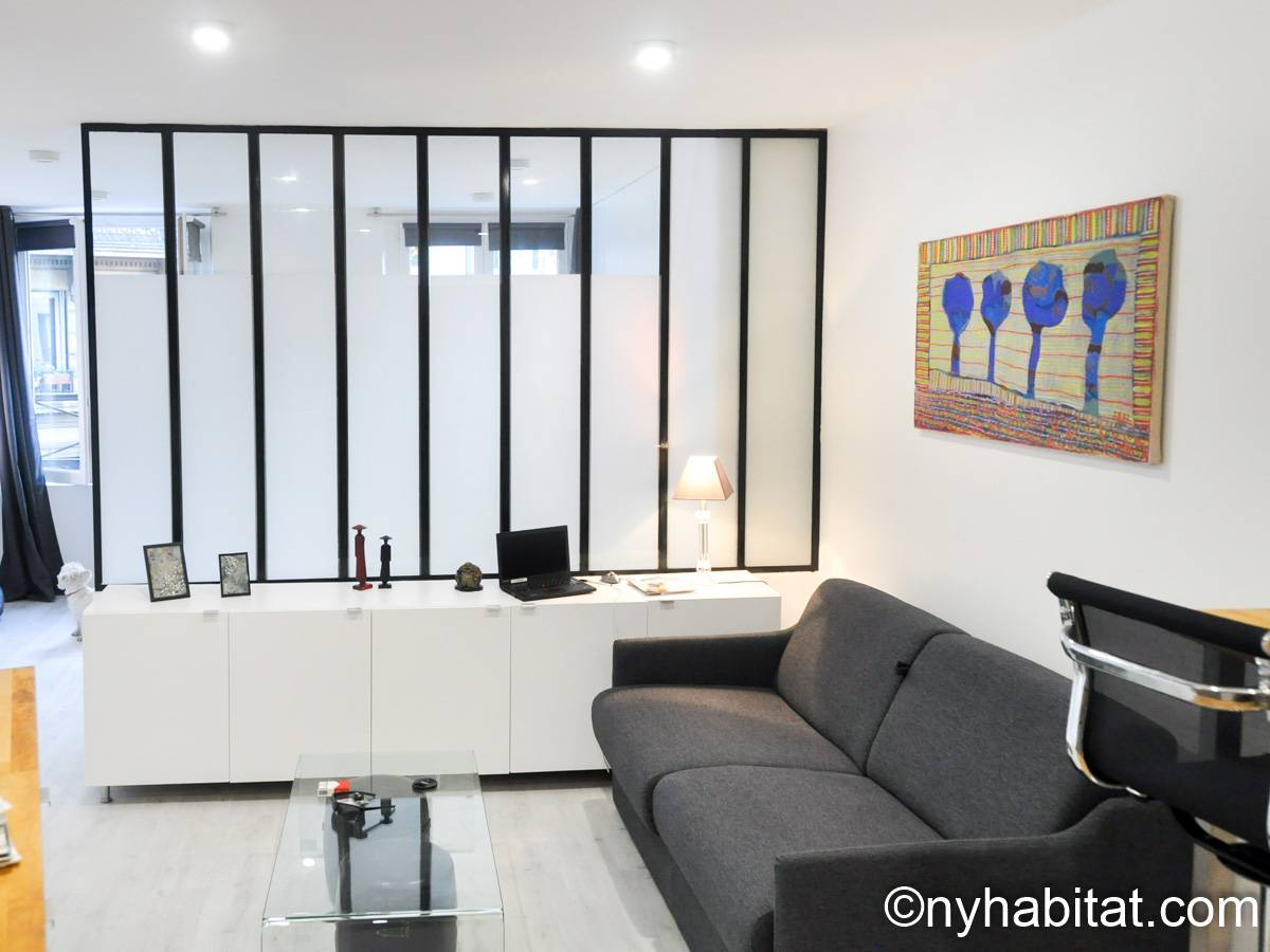 Paris - 1 Bedroom apartment - Apartment reference PA-4785