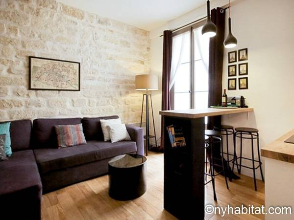 Paris - 1 Bedroom apartment - Apartment reference PA-4786