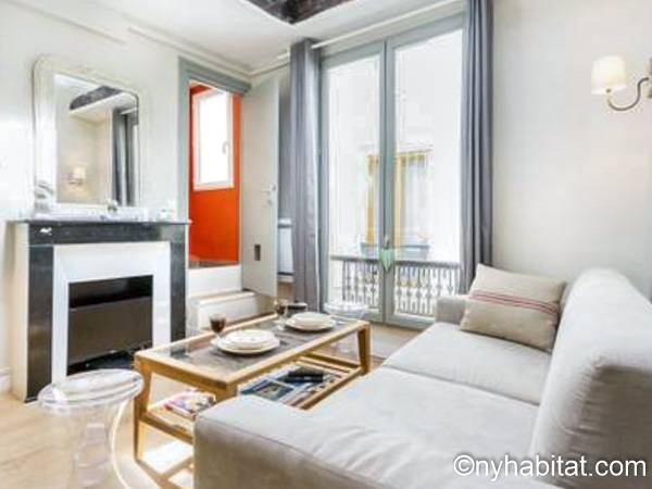 Paris - 1 Bedroom apartment - Apartment reference PA-4788