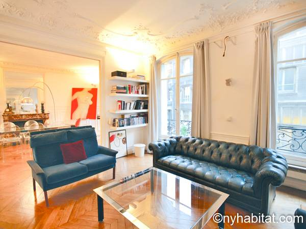 Paris - 2 Bedroom apartment - Apartment reference PA-4789