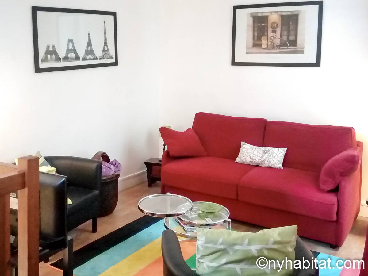 Paris - 1 Bedroom apartment - Apartment reference PA-4790