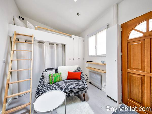 Paris - Studio apartment - Apartment reference PA-4791