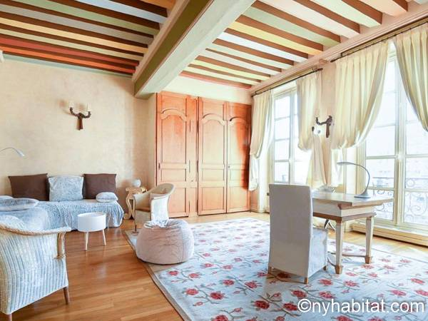 Paris - Studio apartment - Apartment reference PA-4793