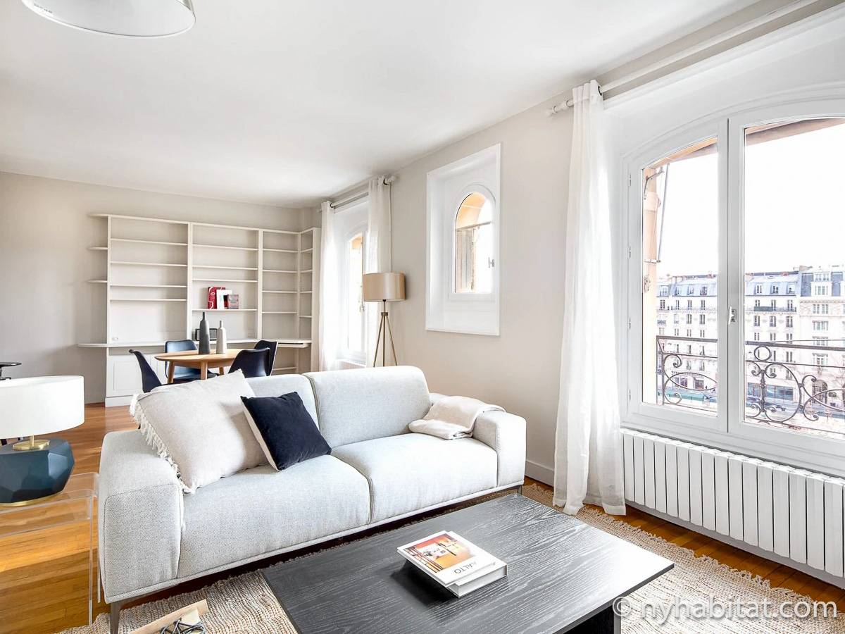 Paris - 1 Bedroom apartment - Apartment reference PA-4796