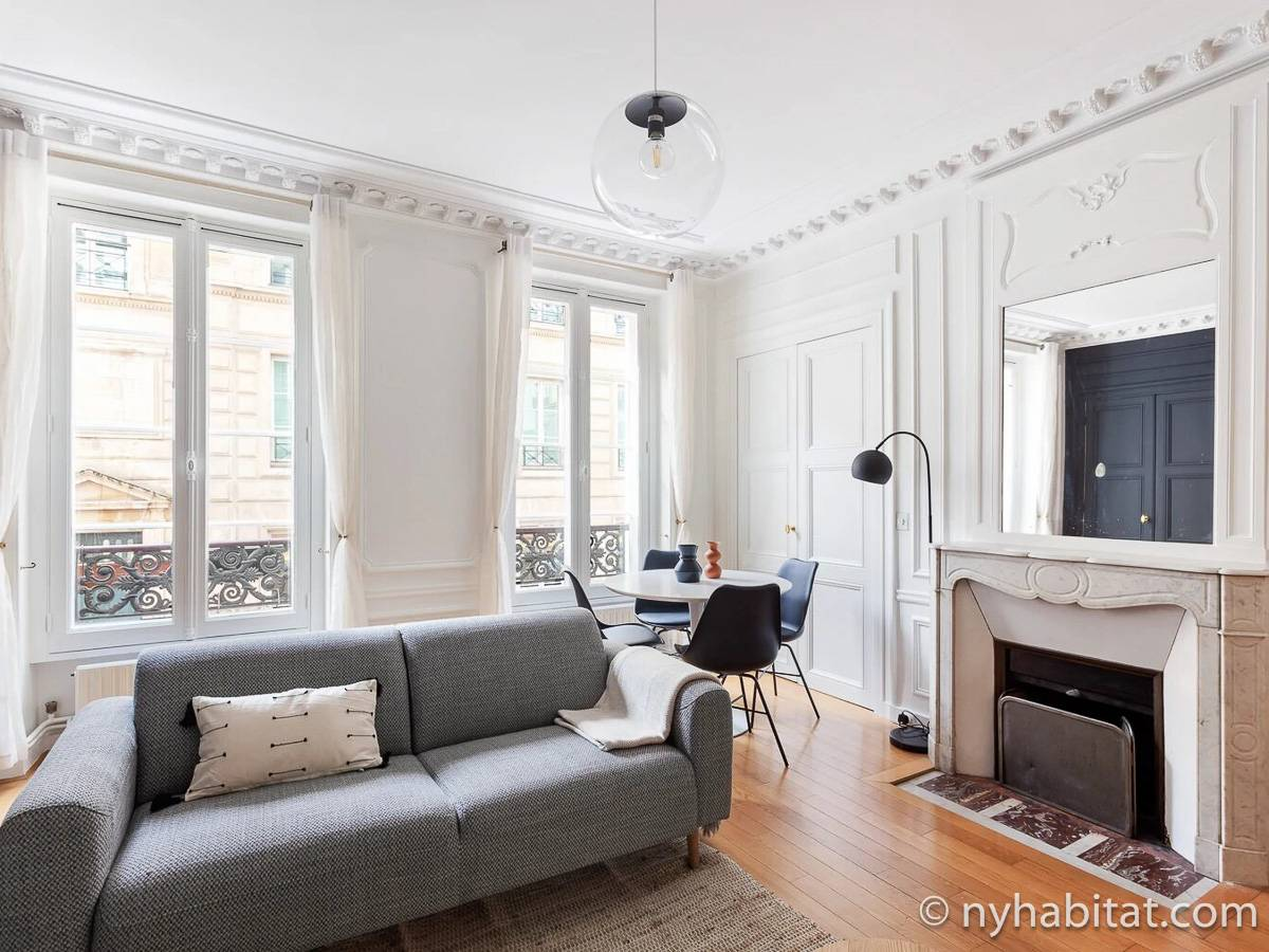 Paris - 3 Bedroom apartment - Apartment reference PA-4798
