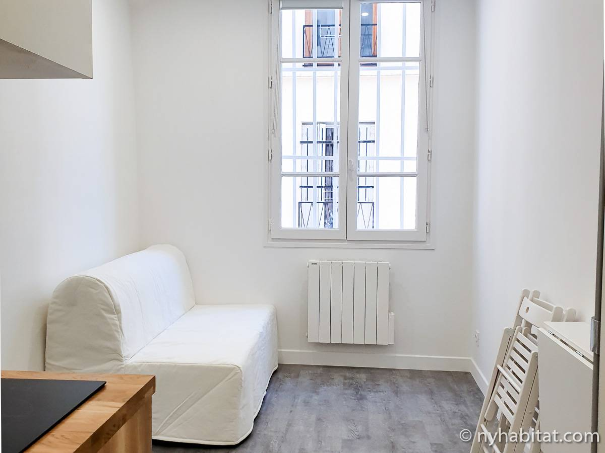 Paris - Studio apartment - Apartment reference PA-4803