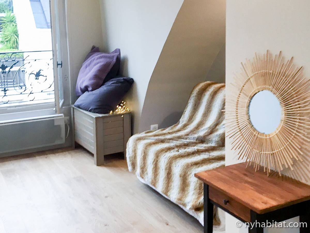 Paris - Studio apartment - Apartment reference PA-4806