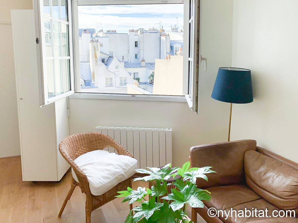 Paris - 1 Bedroom apartment - Apartment reference PA-4807