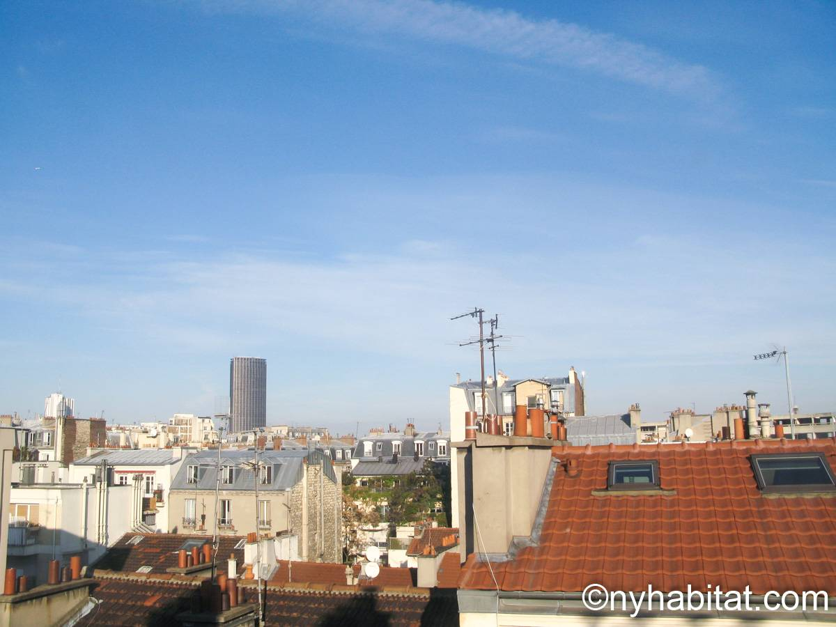 Paris - Studio apartment - Apartment reference PA-4808