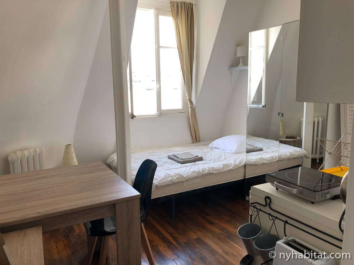 Paris - Studio apartment - Apartment reference PA-4814