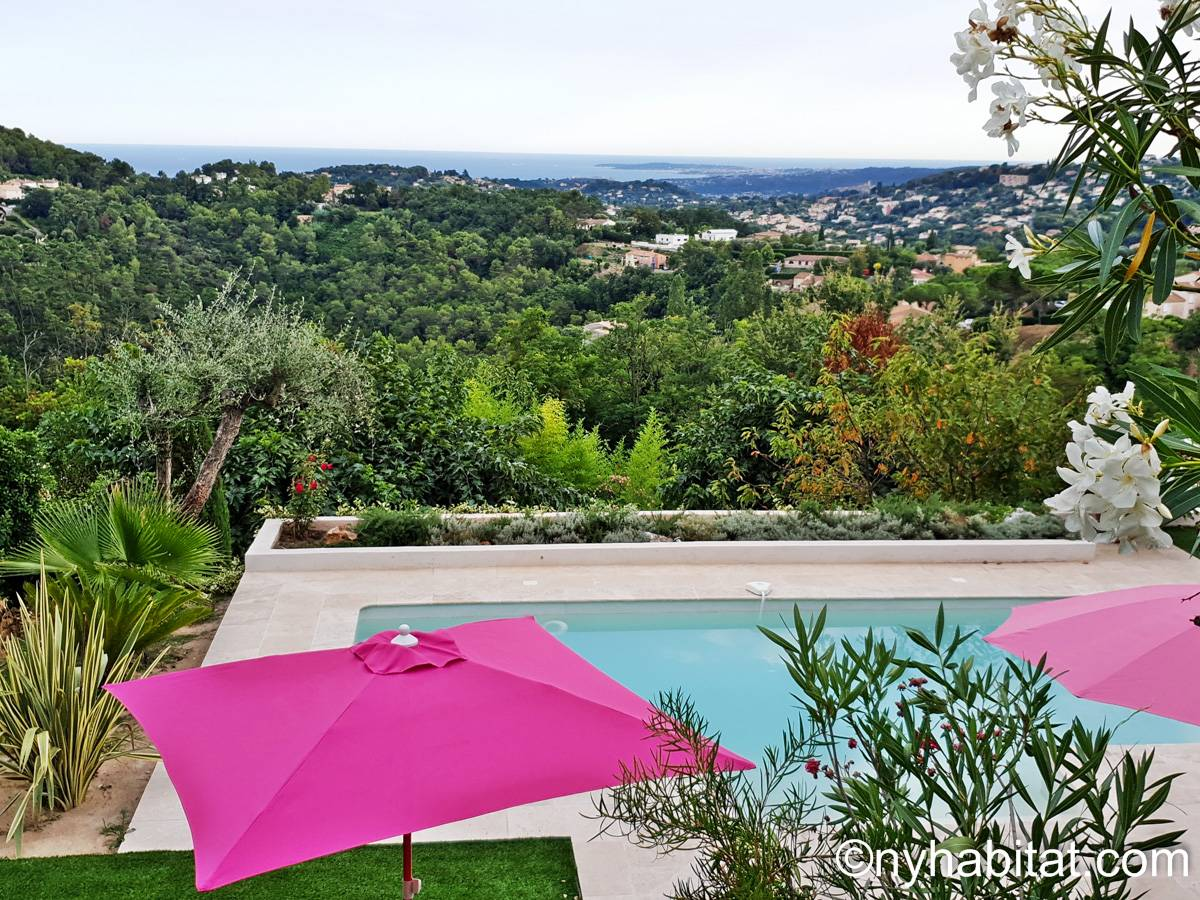South of France Vence, French Riviera - 2 Bedroom apartment - Apartment reference PR-356