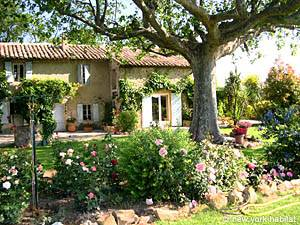 South of France Jonquieres, Provence - Studio accommodation bed breakfast - Apartment reference PR-587