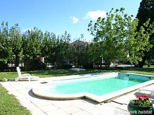 South of France Les Valayans, Provence - 5 Bedroom apartment - Apartment reference PR-631