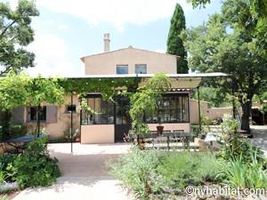 South of France Aix en Provence, Provence - 4 Bedroom accommodation - Apartment reference PR-645