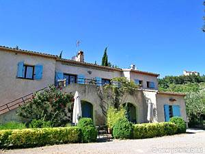 South of France Fayence, French Riviera - Studio accommodation - Apartment reference PR-734