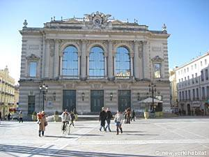Montpellier, France (Provence)