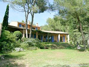 South of France Ventabren, Provence - 5 Bedroom accommodation - Apartment reference PR-837