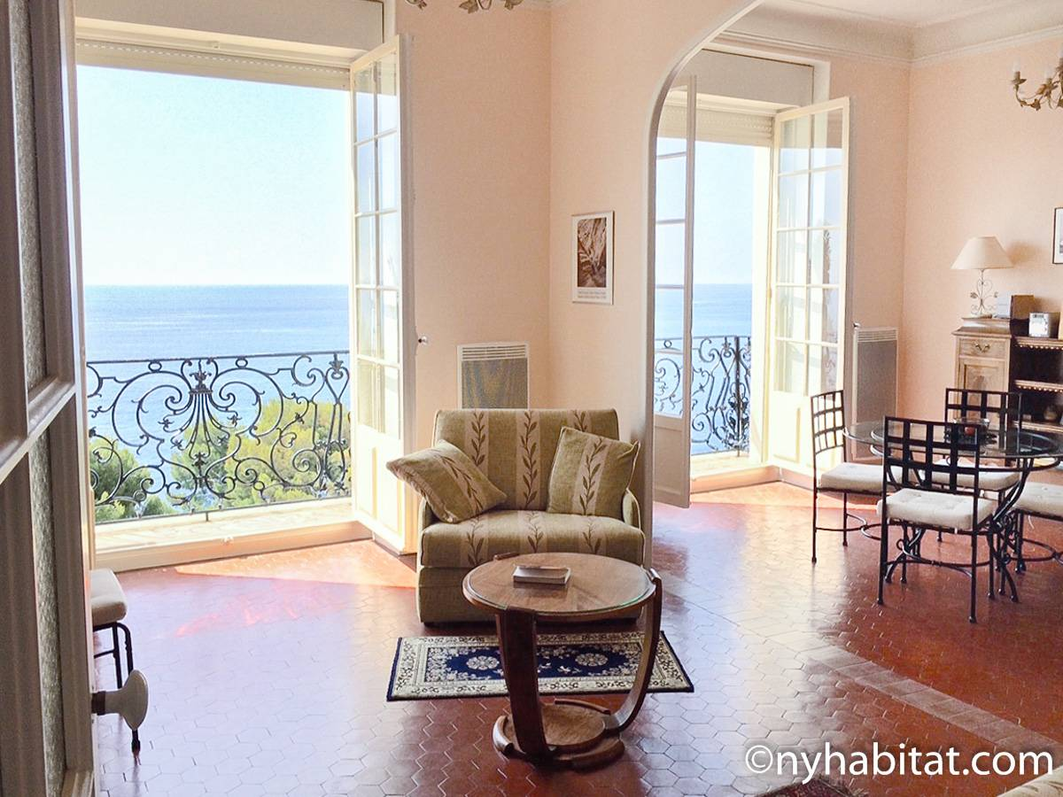 South of France Cap d'Ail, French Riviera - 1 Bedroom accommodation - Apartment reference PR-882