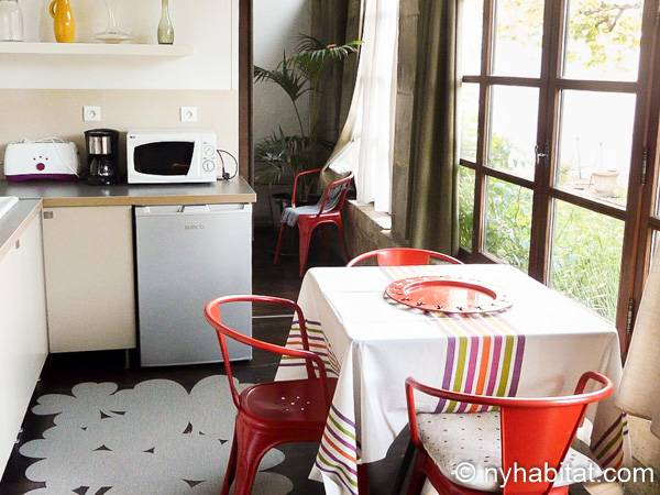 South of France Aix en Provence, Provence - Studio accommodation - Apartment reference PR-909