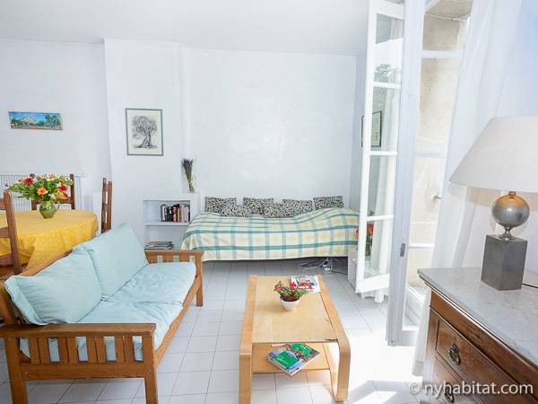 South of France Aix en Provence, Provence - Studio apartment - Apartment reference PR-917