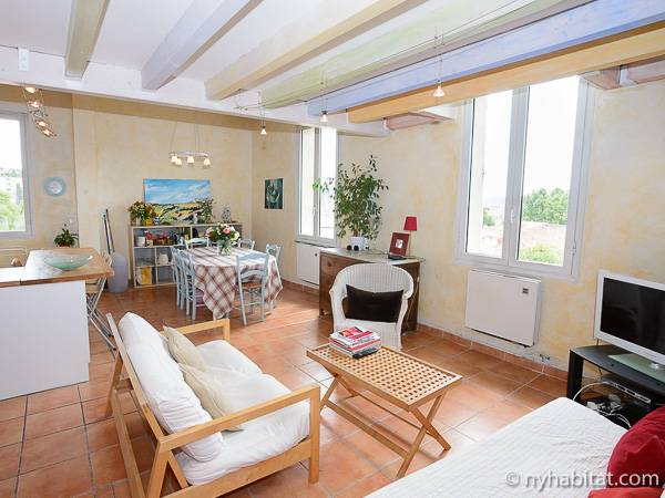 South of France Aix en Provence, Provence - 5 Bedroom accommodation - Apartment reference PR-919