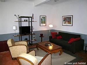 South France Apartment: 2 Bedroom Apartment Rental in Aix en Provence, Provence (PR-920)
