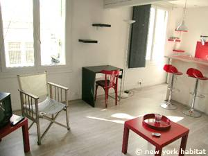 South of France Aix en Provence, Provence - Alcove Studio apartment - Apartment reference PR-1070