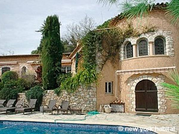 South of France La Gaude, French Riviera - 5 Bedroom accommodation - Apartment reference PR-1152